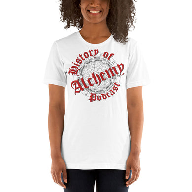 History of Alchemy T-Shirt (colors)