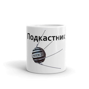Podcastnik Mug