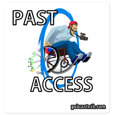 Past Access Sticker 2