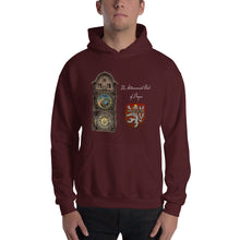 "Bohemican ""Astronomical Clock of Prague"" Hoodie"