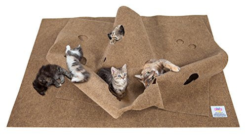 Cat Activity Play Mat, CAT CATTY - CAT CATTY