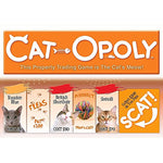 Cat-Opoly Board Game, CAT CATTY - CAT CATTY