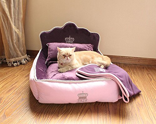 Luxury Pet Bed for Cats, CAT CATTY - CAT CATTY