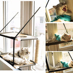 Cat balcony hammock, CAT CATTY - CAT CATTY