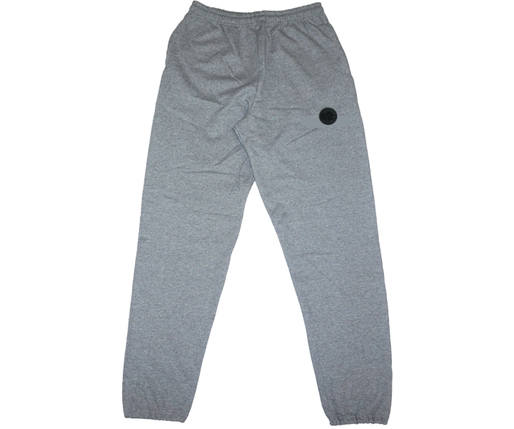 OXFORD GREY LOGO SWEATPANTS