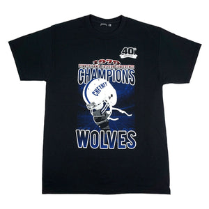 40TH ANNIVERSARY WOLFPACK T SHIRT