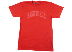 RED 'HARD TO KILL' T SHIRT