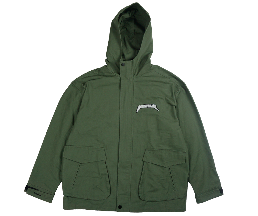 GREEN ORIGINAL MIDWEIGHT JACKET
