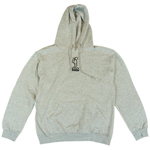"ASH GREY ""Scared To Death"" HOODIE"