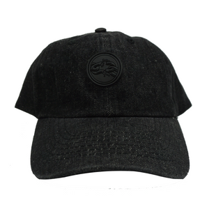 BLACK FRAGMENT DENIM HAT