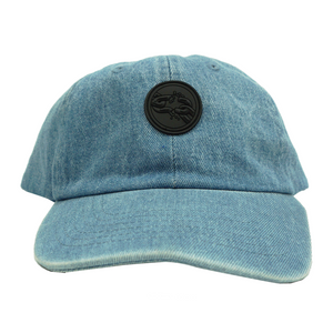 BLUE FRAGMENT DENIM HAT