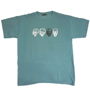 "ICE BLUE ""PERSPECTIVE"" T SHIRT"