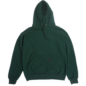 FOREST GREEN LOGO HOODIE