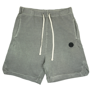 LIGHT GREY FRAGMENT SPORT SHORTS