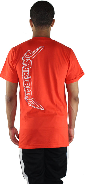 ORANGE 'HARD TO KILL' T SHIRT