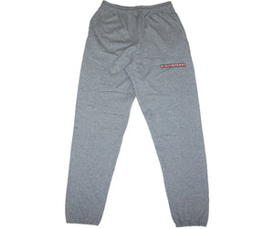 "OXFORD GREY ""No More Heavy Metal"" SWEATPANTS"