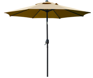 Outdoor Patio Umbrella & Stand for Gardens