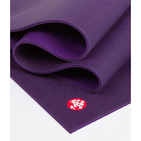 "Manduka PRO Mat 71"" Solid - Black Magic"