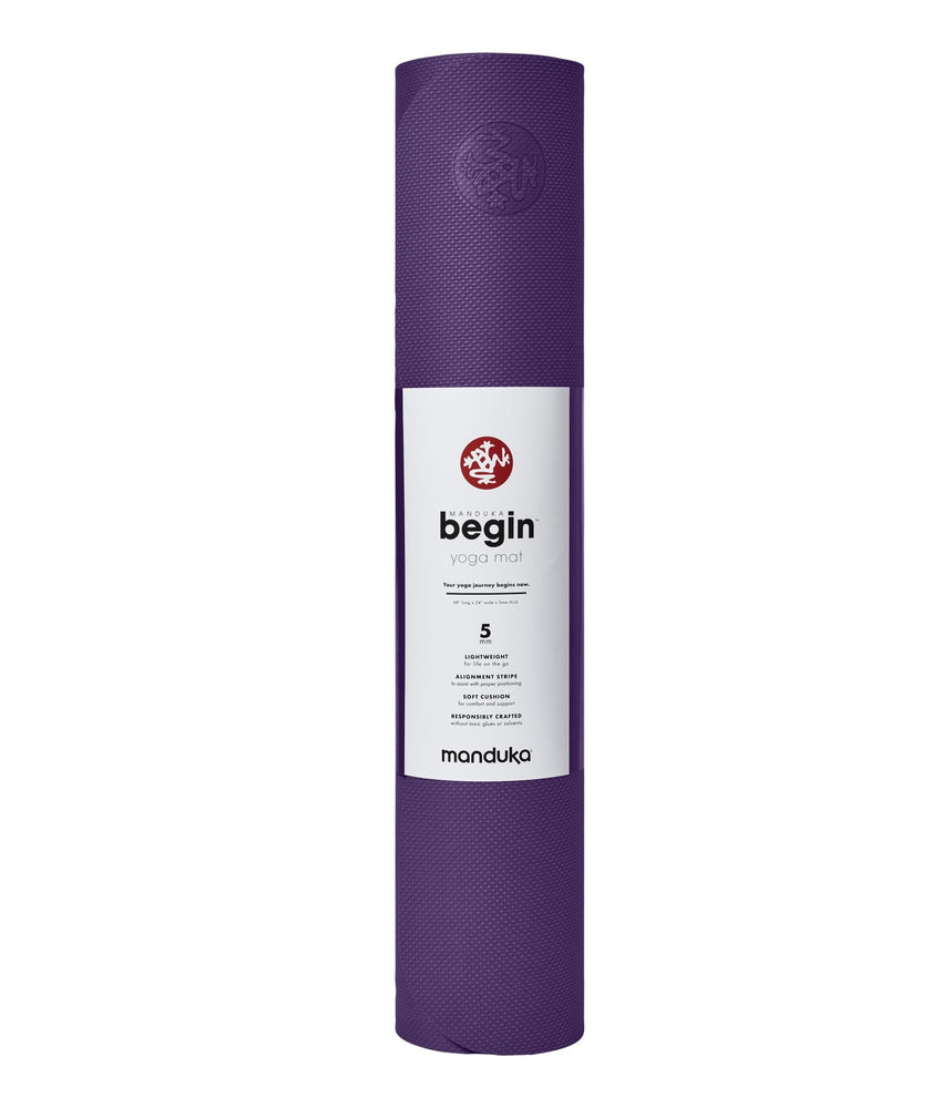 Manduka Begin Mat 5mm 68'' - Magic
