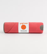 Manduka Yogitoes Towel - Clay