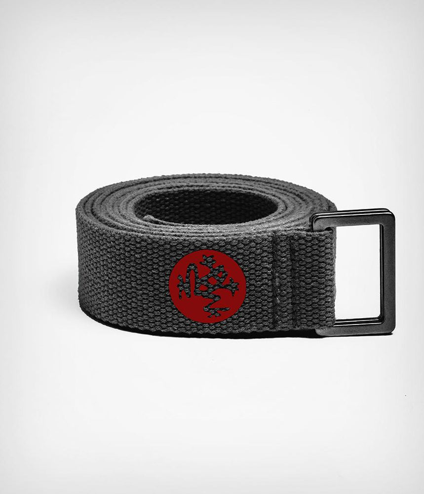 Manduka UnfoLD 2.0 Yoga Strap 6 Foot - Thunder
