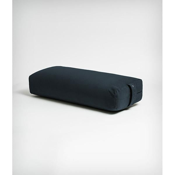 Manduka enlight® Rectangular Bolster - Midnight