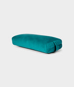 Manduka enlight Rectangular Bolster - Deep Sea