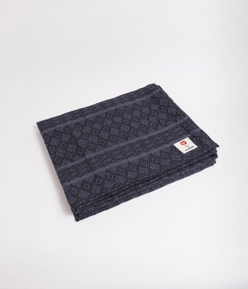 Manduka Cotton Blanket - Thunder