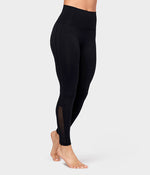 Manduka Women's Essential Ankle Legging - Black