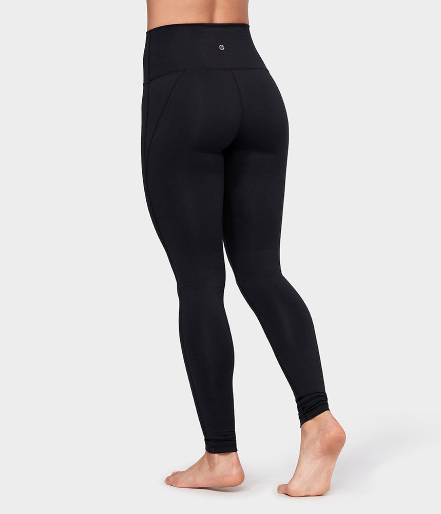 Essential High Line Legging - Black