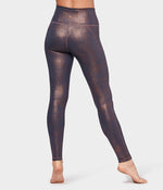 Essential High Line Legging - Copper