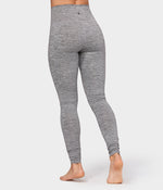 Essential High Line Legging - Stone Melange