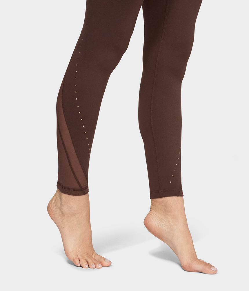 Revelation Studded Legging - Fig