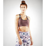 Manduka Y Back Bra - Raisin