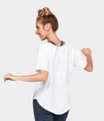 Enlight Relaxed Tee - White