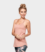 Breeze Support Cami - Dusty Rose