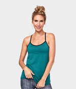 Breeze Support Cami - Emerald