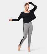 Manduka Adorn Boxy Top - Black