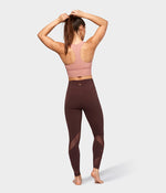 Manduka Solite Energy Bralette - Dusty Rose