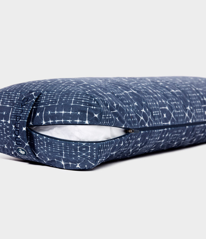 Manduka enlight® Rectangular Bolster - Star Dye