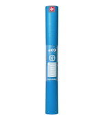 Manduka eKO Superlite Travel Yoga Mat 71'' 1.5mm - Dresden Blue
