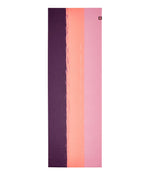 Manduka eKO Superlite Travel Yoga Mat 71'' 1.5mm - Fuchsia Stripe