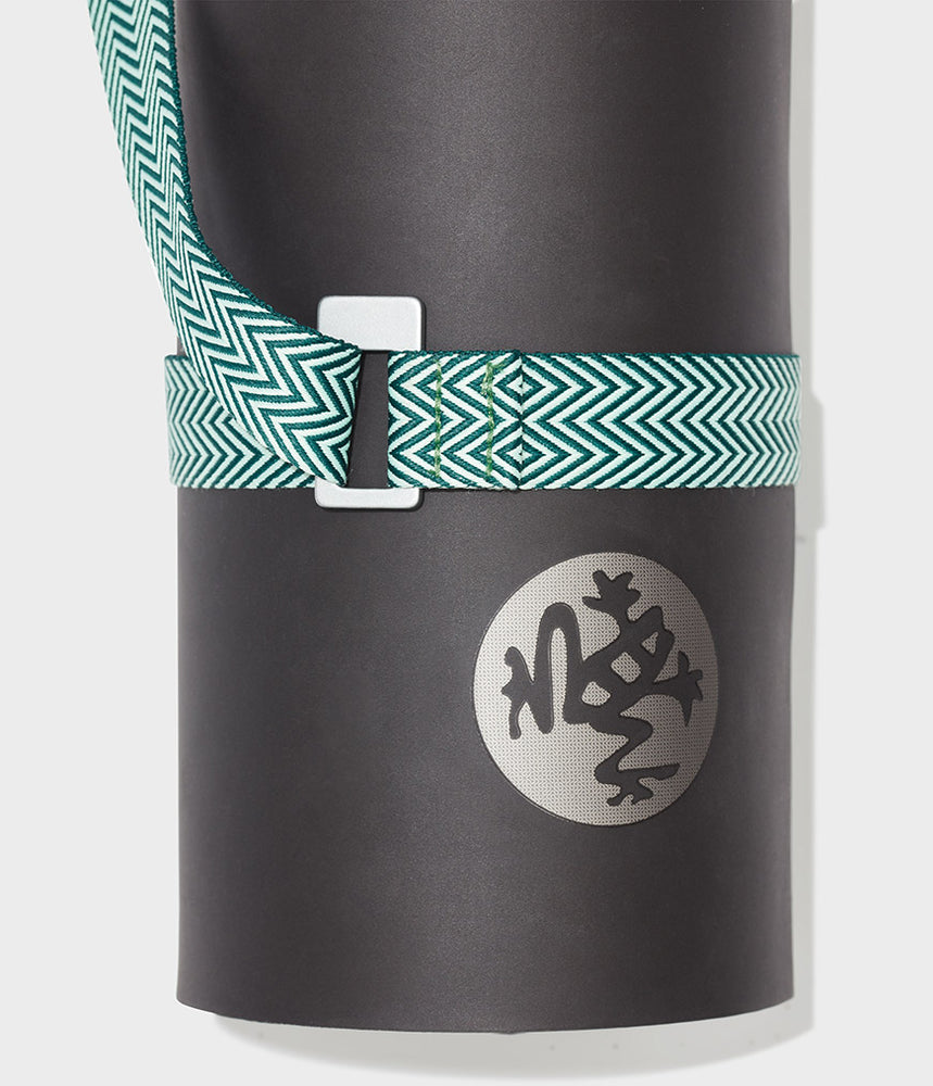Manduka Go Move Mat Carrier - Deep Sea
