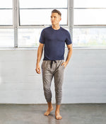 Utility Knit Pant - Dark Grey Heather