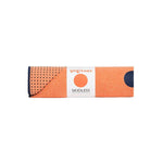 Manduka Yogitoes Skidless Yoga Mat Towel  - Heather Tenacity