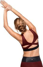 Women's Infinity Sport Bra - Ruby Sheen (XS)