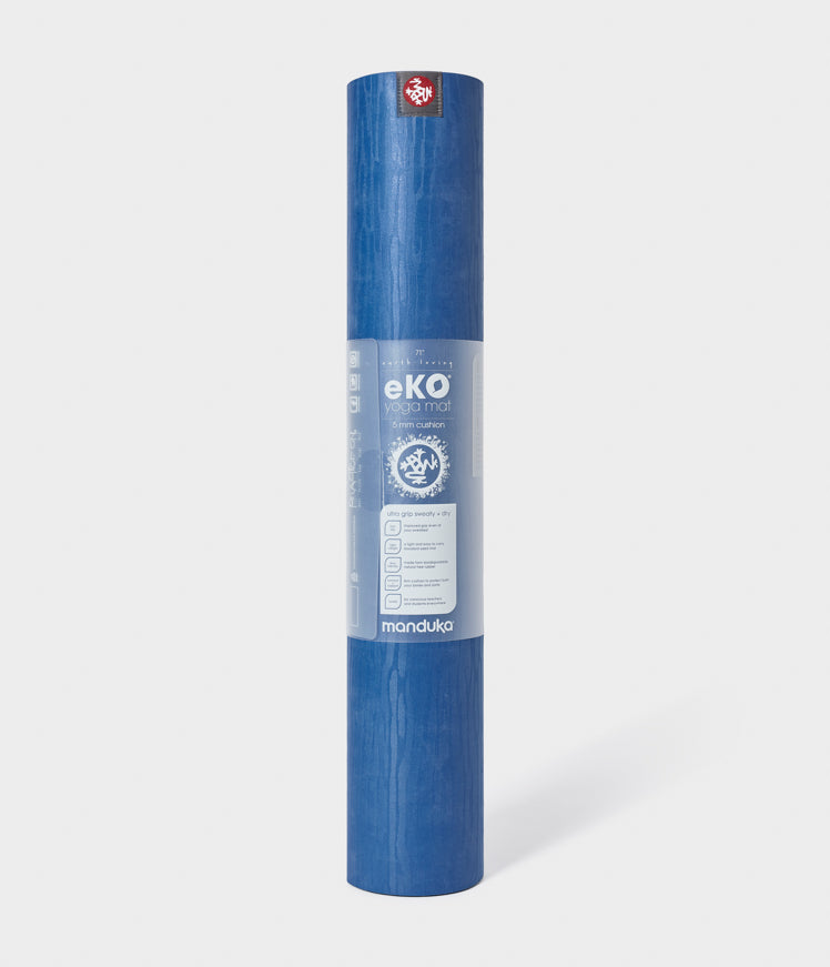 Manduka eKO® Yoga Mat 5mm - Pacific Blue *