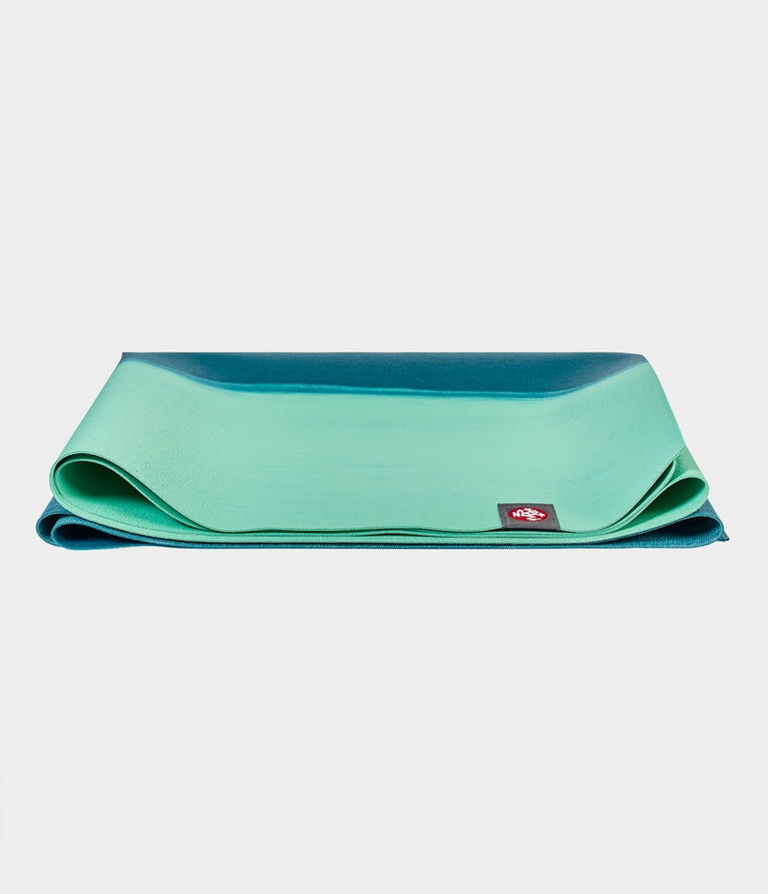 Manduka eKO® SuperLite Yoga Mat - Bondi Blue Stripe