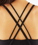 Manduka Luminous Bra : Black