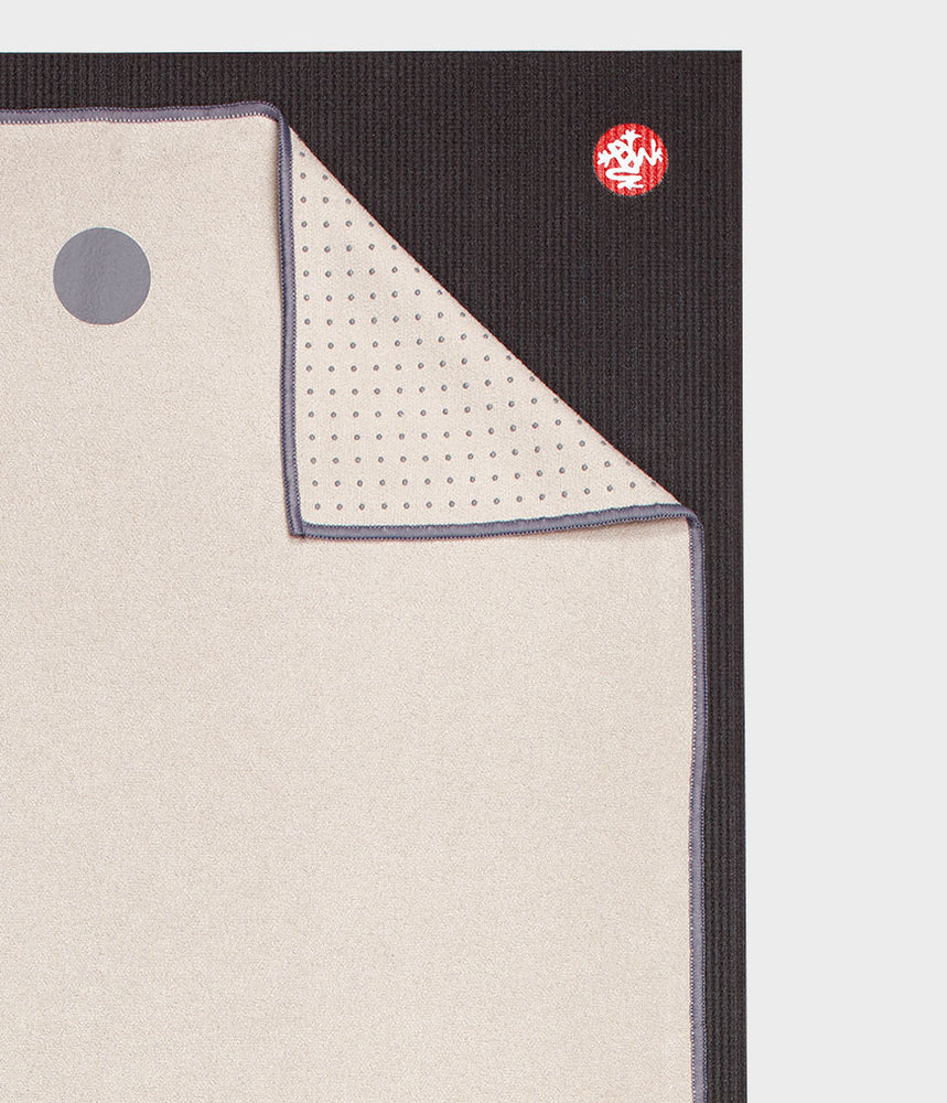 Manduka Yogitoes Towel - Rainy Day 2.0